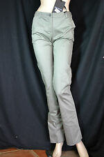 MAX MARA Damen CHINOS Hose gerades women trousers XS 34 neu 179€ NEW grau grey