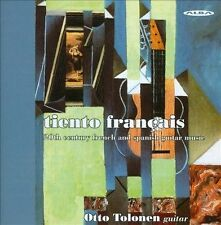 Tiento Francais - 20thC French & Spanish Guitar Music, New Music