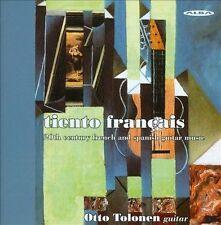 FRENCH & SPANISH GUITAR NEW CD