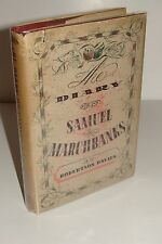 The Diary Of Samuel Marchbanks By Robertson Davies SIGNED 1st/2nd 1947 Hardcover
