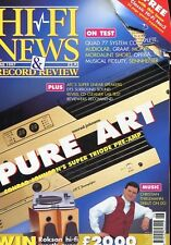 Hi-Fi News # -CONRAD JOHNSON'S SUPER TRIODE PRE-AMP-...