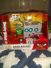 Angry Birds Race Racers Motorized Vehicle With Sounds NEW