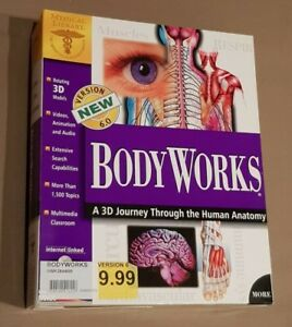 Body Works CD, version 6 from The Learning Company