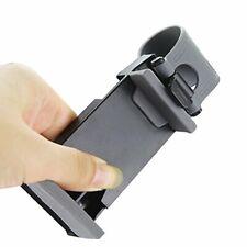 Universal GRAY BLACK CAR MOUNT Steering Wheel Holster Clip Holder for Cell Phone