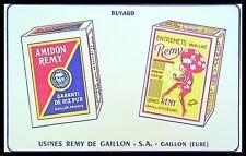 Buvard Publicitaire, Usine REMY de GAILLON - amidon - Entremets vanilliné