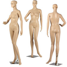 Full Body Mannequin Shop Window Display Dummy Retail Dressmaker Female Lady