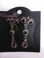 "CAMOMILLA  MILANO orecchini earrings ""LIBERTY PINK"""