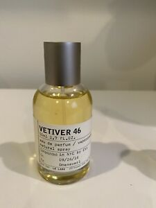 Le labo Vetiver 46 Fragrance 09/26/2016