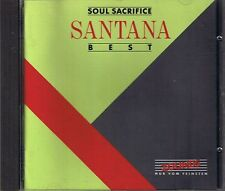 Santana Soul Sacrifice (Best of) Zounds CD RAR