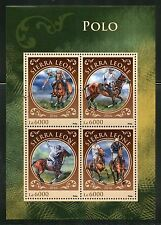 SIERRA LEONE 2016 POLO SHEET MINT NH