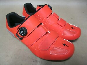 NEW Specialized Body Geometry Comp Rd Shoes, Red 42 Euro 9 US Boa bike bicycle
