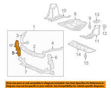 HONDA OEM 11-16 CR-Z Front Bumper-Cover Right 71124SZTG01