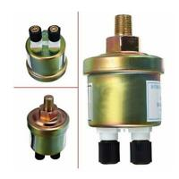 1/8 NPT Engine Oil Pressure Sensor Gauge Sender Switch Sending Unit 80x40mm Gold