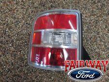 2012 thru 2019 Flex OEM Genuine Ford Parts LEFT - DRIVER Tail Lamp Light NEW