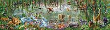 Puzzle 33.600 piezas vida Salvajeeduca Borras