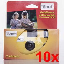 10x Apparails Photo Jetables avec Flash - 27 Appareil-Photo (10-2018)