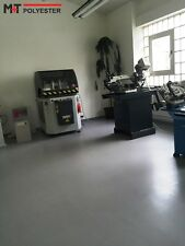 10 kg Lichtgrau RAL 7035 Bodenbeschichtung Garagen-Farbe Beton-Boden Designboden