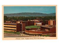 Helaman Halls, Brigham Young University Campus, Provo, Utah UT Postcard - BYU