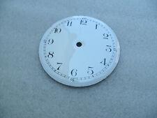 Antique Enamel 9cm Clock Dial