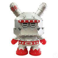 "Kidrobot 8"" Mecha MDA3 Civil Defence Model Dunny by Frank Kozik   Vinyl Art Toy"