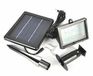Bizlander 30 LED Outdoor Solar Spot LIGHT FOR HOME GARDEN Walkway Light pak JAn
