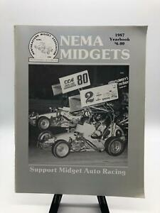 Northeastern Midget Association NEMA 1987 Annual Record and Pictorial Review