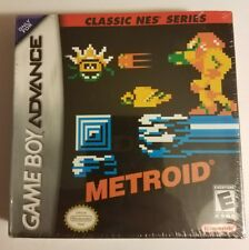 Metroid Classic NES Series (Nintendo Game Boy Advance) Brand New Factory Sealed