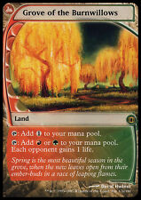 MTG GROVE OF THE BURNWILLOWS EXC - BOSCHETTO DEI SALICI ARDENTI - FUT - MAGIC