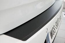 AUDI A4 (B8) Avant-Ladekantenschutz Carbon-Schutzfolie-Schwarz