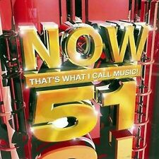 NOW THAT'S WHAT I CALL MUSIC 51 CD (2002)
