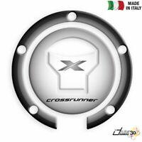 ADESIVO TAPPO BENZINA RESINA BIANCO FOR HONDA 800 VFR X CrossRunner 2015-2018