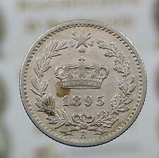 DN 20 Centesimi 1895 Umberto I NC Regno d'Italia  A153-109