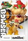 Nintendo Wii U 3DS Super Mario Collection Bowser Collectible Figure Amiibo New