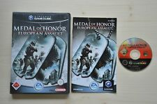 NGC-Medal of Honor: European Assault - (scatola originale, con istruzioni)