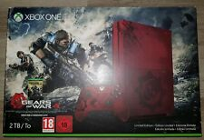 Xbox One S Gears of War 4 Limited Edition 2TB MIcrosoft en boîte comme neuve.