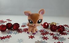 Littlest Pet Shop LPS Brown and Magenta Accented Advent Calendar Deer 1677 Fawn