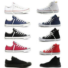New Popular Unisex Canves Shoes Low High Top Sneakers ALL STARS Chuck Aylor OX