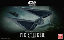 Star Wars Plastic Model Kit 1/72 Tie Striker Bandai Japan NEW ***