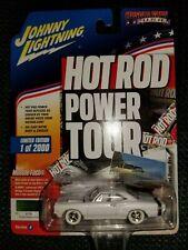 Johnny Lightning Hot Rod Power Tour 1969 Coronet Super Bee White Lightning 1of40