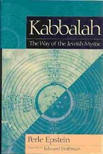 Kabbalah: The Way of the Jewish Mystic by Perle Epstein