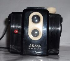 Ansco Panda Child's Plastic Camera