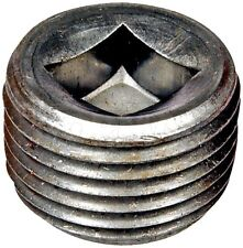 Dorman 090 092 Pipe Plug Cs Square 12 14 Npt Head Size 38 In Fits 1996 Pontiac