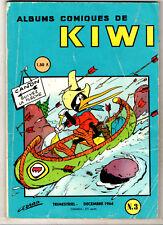 ALBUMS COMIQUES DE KIWI n°35 ¤ 12/1964 ¤ LUG ¤ CEZARD