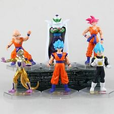 Dragonball Dragon Ball Z Super Saiyan God SS Action Figure Figuarts Toy Set