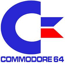 Retro Computing Commodore 64 Computer Vinyl Decal Sticker Car Laptop