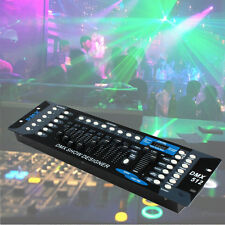 Pro LIGHT 192CH DMX Controller Board 12Scanner FOR STAGE LIGHT DJ Laser Party