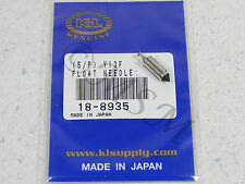 83-86 YAMAHA TT600 NEW K&L CARBURETOR CARB FLOAT NEEDLE 18-8935