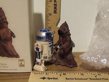 Hallmark 2007 R2-D2 and Jawa Star Wars: A New Hope #11 In Series Ornament