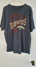 Denver Broncos Team Apparel Mens XL T Shirt