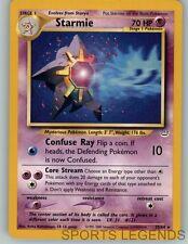 2001 pokemon Neo Revelation rare Starmie 25/64